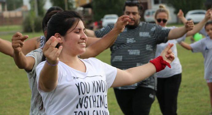 Arroyo Seco: Hermosa convocatoria a la gran Chacarerata