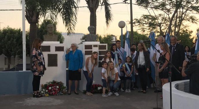 En Acebal se celebro la «38° Fiesta Provincial de la Poesía»