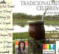 Álvarez: Tradicionalmente,celebremos