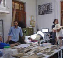 El Museo de Peyrano recibió una visita muy especial