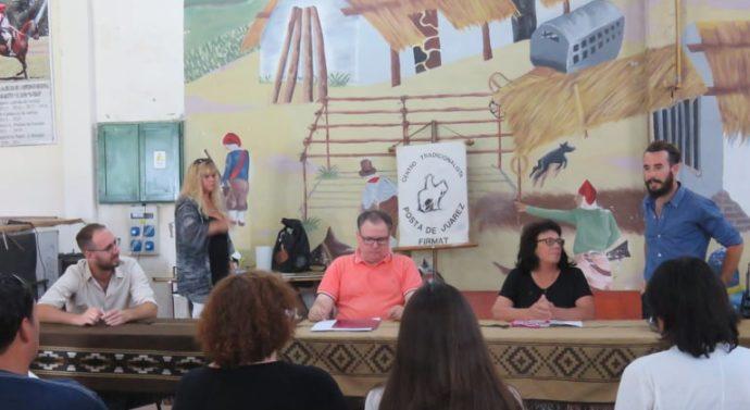 En Firmat se llevó a cabo un nuevo «Foro del Folklore»