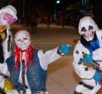 Con tinte familiar, llega la segunda noche de carnavales en Santa Teresa