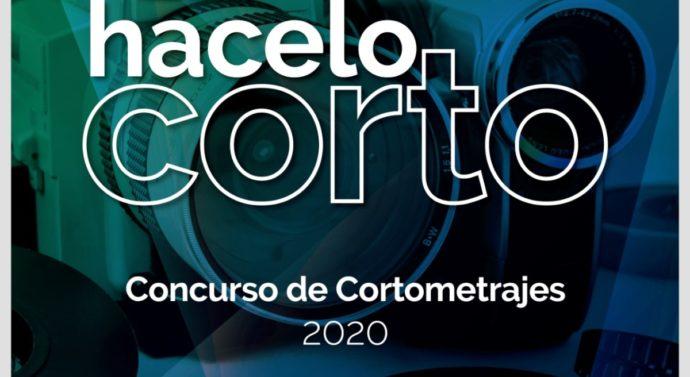 Abrió la inscripción para el concurso»Hacelo Corto 2020″