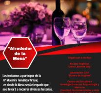 """VI° Muestra Temática """"Alrededor de la Mesa""""- Edición Virtual"""