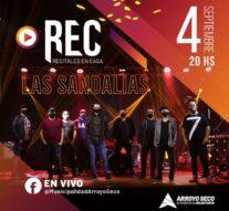 Arroyo Seco: «Las Sandalias» inician el ciclo REC