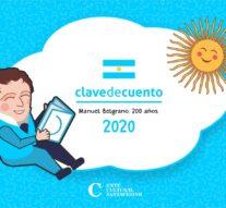 """Se extiende el plazo de recepción de """"Clave de Cuento 2020"""""""