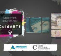La Muestra «CuidARTE» iniciará su recorrido por todo el territorio provincial