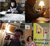 Escritores santafesinos presentes en la Feria Virtual del Libro de Bell Ville (Cba.)