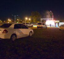 Noches de AutoShow en Rufino