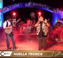 Rufino: Recital virtual de «Huella Trunca»