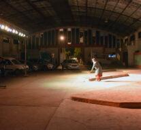 Rufino: Se estrenó «El Expreso» en la Terminal