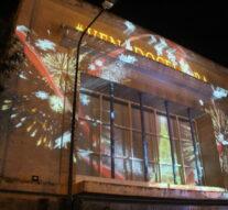 Venado Celebra: mapping, danza y música frente al Centro Cultura