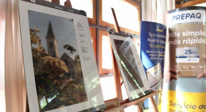 Reposición de la Muestra «Árboles de mi Ciudad» en el Correo de Arroyo Seco