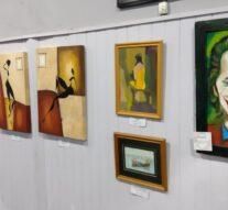 Melincué inauguró «Forma y Color» de la Usina III (sur)