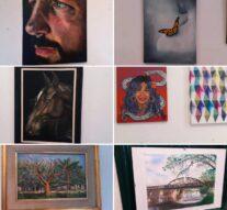 Pavón inauguró el «Forma y Color» de su Usina Cultural