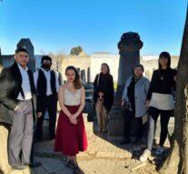 Baigorria busca convertir su cementerio en un «Museo a cielo abierto»