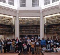 «Clave de Cuento 2020» se presentó en la Biblioteca Álvarez de Rosario