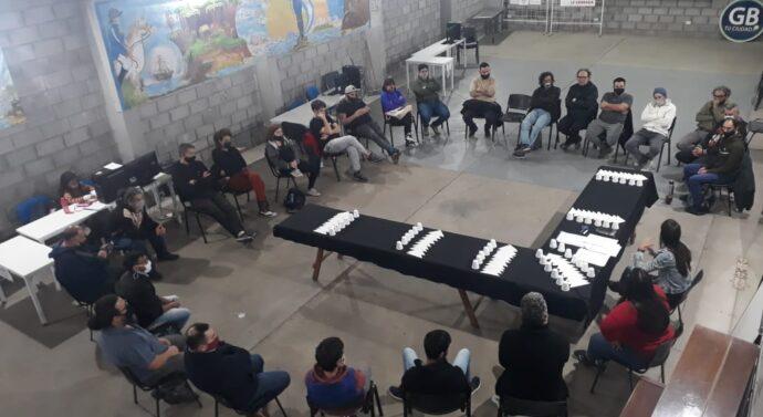Segunda Reunión del Foro de trabajadores de la Cultura Baigorriense.