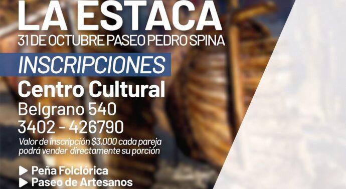 Arroyo Seco: «4° Concurso de Asado a la Estaca»