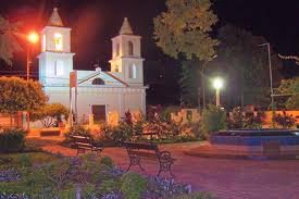 Bienvenida Santa Rosa de Calchines!