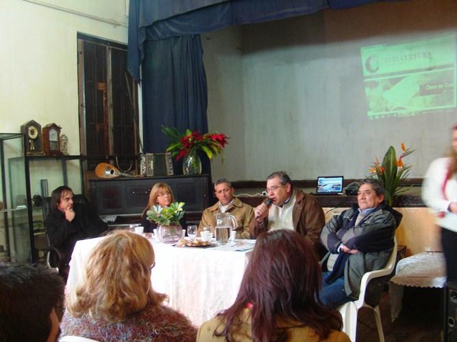 La cultura se hace en los pueblos: lanzamiento  Usina Cultural IV