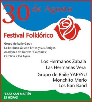 Santa Rosa de Calchines celebra sus Patronales