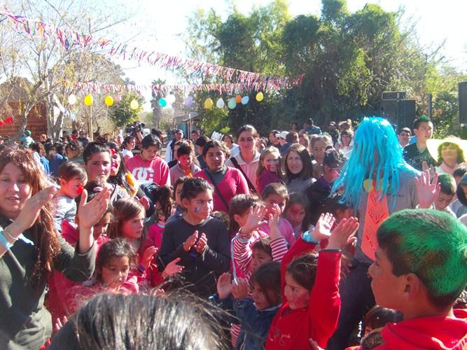 El Día del Niño fue una fiesta de color, diversión y amor