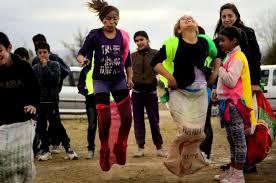 Festejos por el Día del Niño en Arroyo Leyes
