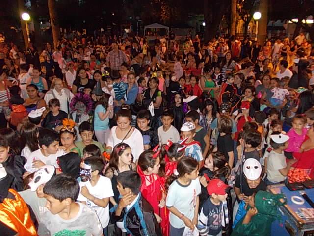 Nueva edición de la gran Fiesta de Disfraces en Rincón