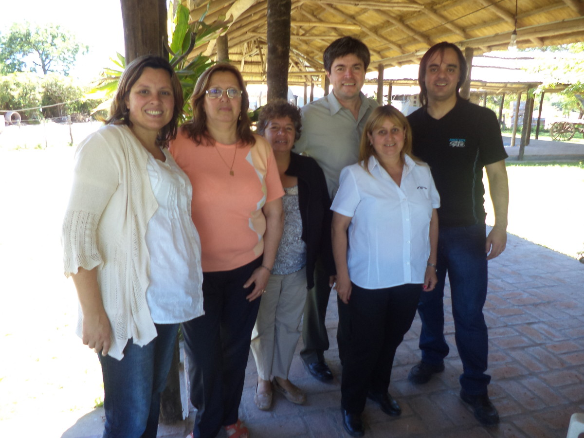 La Usina Cultural IV se reunió en Arroyo Leyes