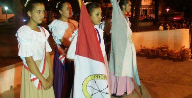 San José del Rincón: Finalización ciclo lectivo 2013 Liceo Comunal