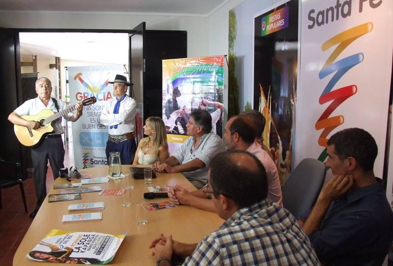 Lanzamiento de la «Fiesta del Islero 2014»
