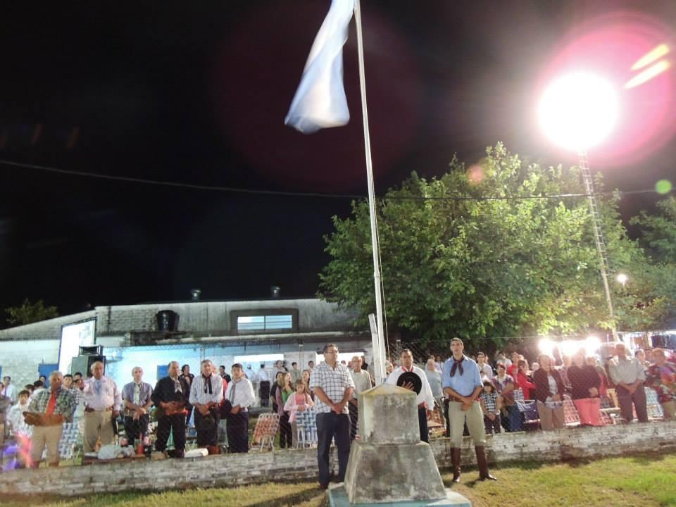 Santa Rosa de Calchines: Gran noche de Tradición