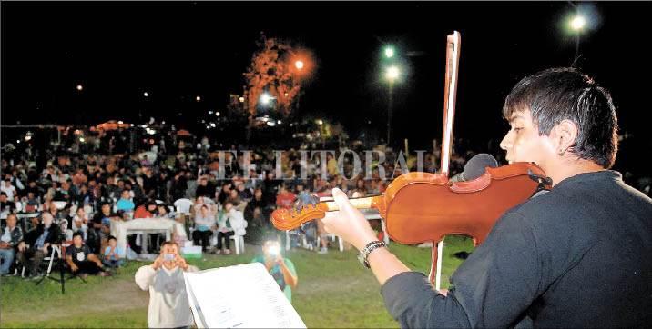 Arroyo Leyes: Exitoso Encuentro Musical