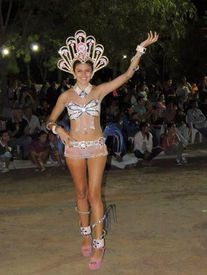 Santa Rosa de Calchines: Noche de Carnaval en «Los Zapallos»