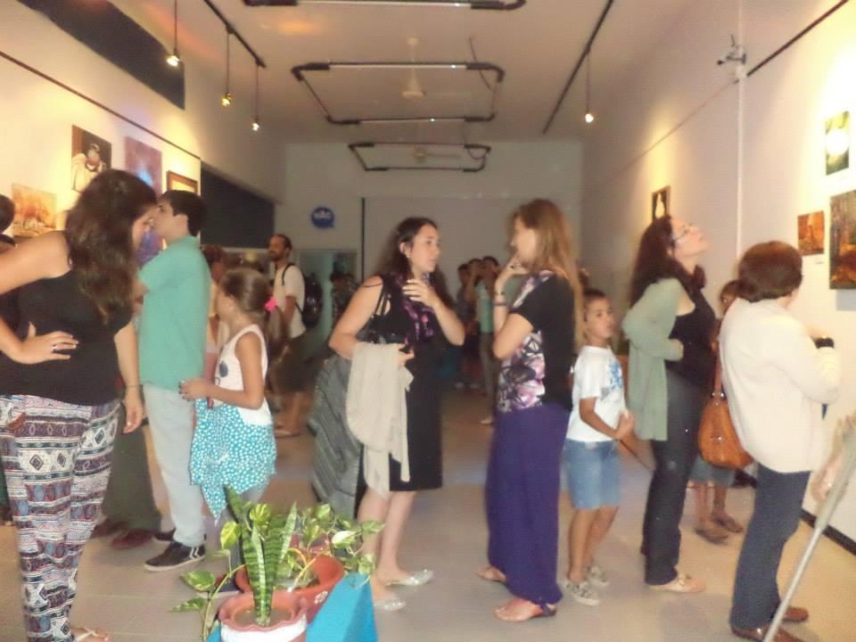 Santa Rosa de Calchines: «Exponemos lo Nuestro» fue todo un exito!