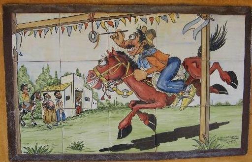 Fiesta de Destrezas Criollas en Arroyo Leyes