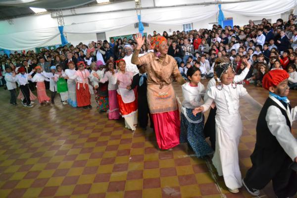 Recreo celebró el 204º Aniversario de la Revolución de Mayo