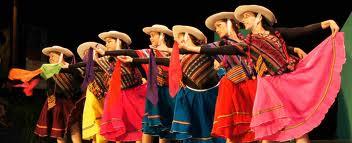 Santa Rosa de Calchines: 7º Encuentro de Danzas Folclóricas