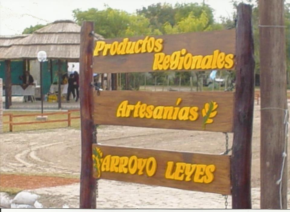 Arroyo Leyes recibe a los integrantes de la Usina Cultural IV