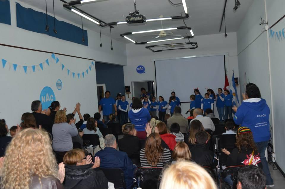 «Santa Rosa de Calchines y Colonia Aldao compartieron cultura»