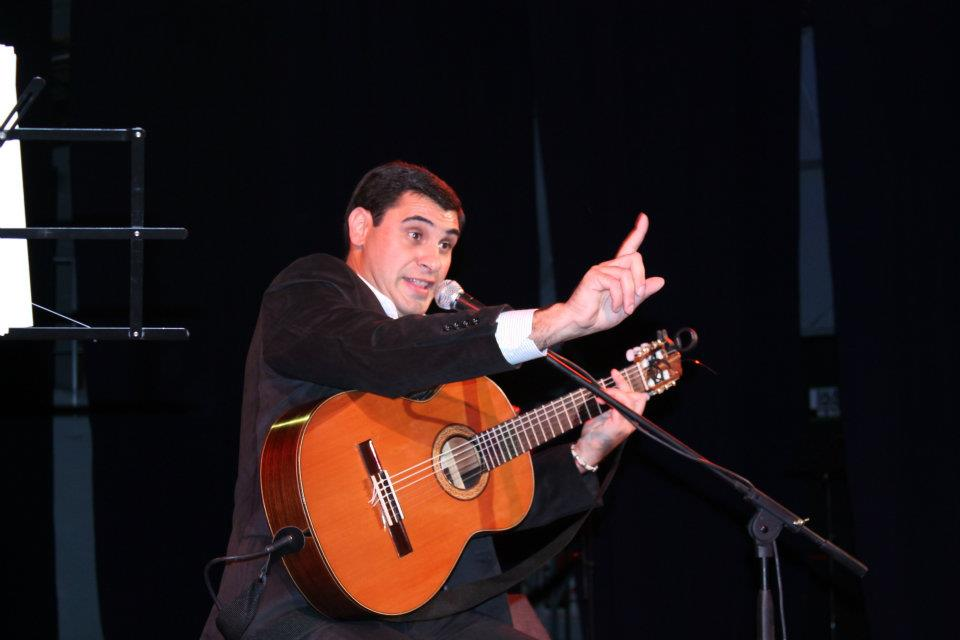 Iván Faisal formará parte del Cabildo Cultural Santafesino
