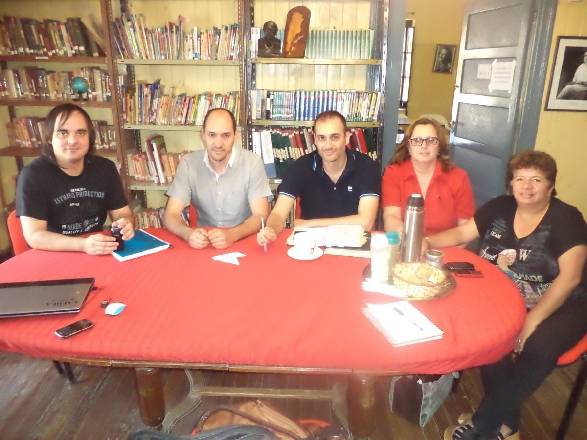 En Recreo se reunieron los integrantes de la Usina IV