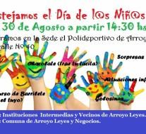 """Arroyo Leyes celebra el """"Día del Niño"""""""