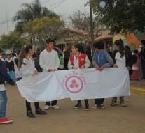 """Conmemoraron el """"Día Internacional de la Paz"""" en Santa Rosa de Calchines"""