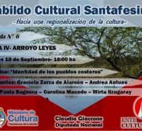 """El Cabildo Cultural llega a Arroyo Leyes con la """"Identidad de los Pueblos Costeros"""""""