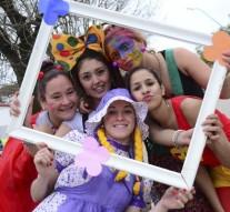 Jovenes recreínos disfrutaron de los «Festejos de la Primavera»