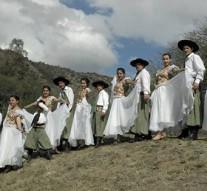 """Mainumbí participó del Encuentro Folclórico """"Amigos sin Fronteras"""""""