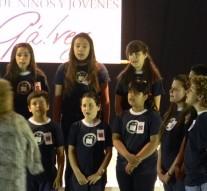 Gálvez: Inscripción al Coro de Niños y Adolescentes