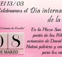 """Gessler celebra el """"Día de la Mujer"""""""